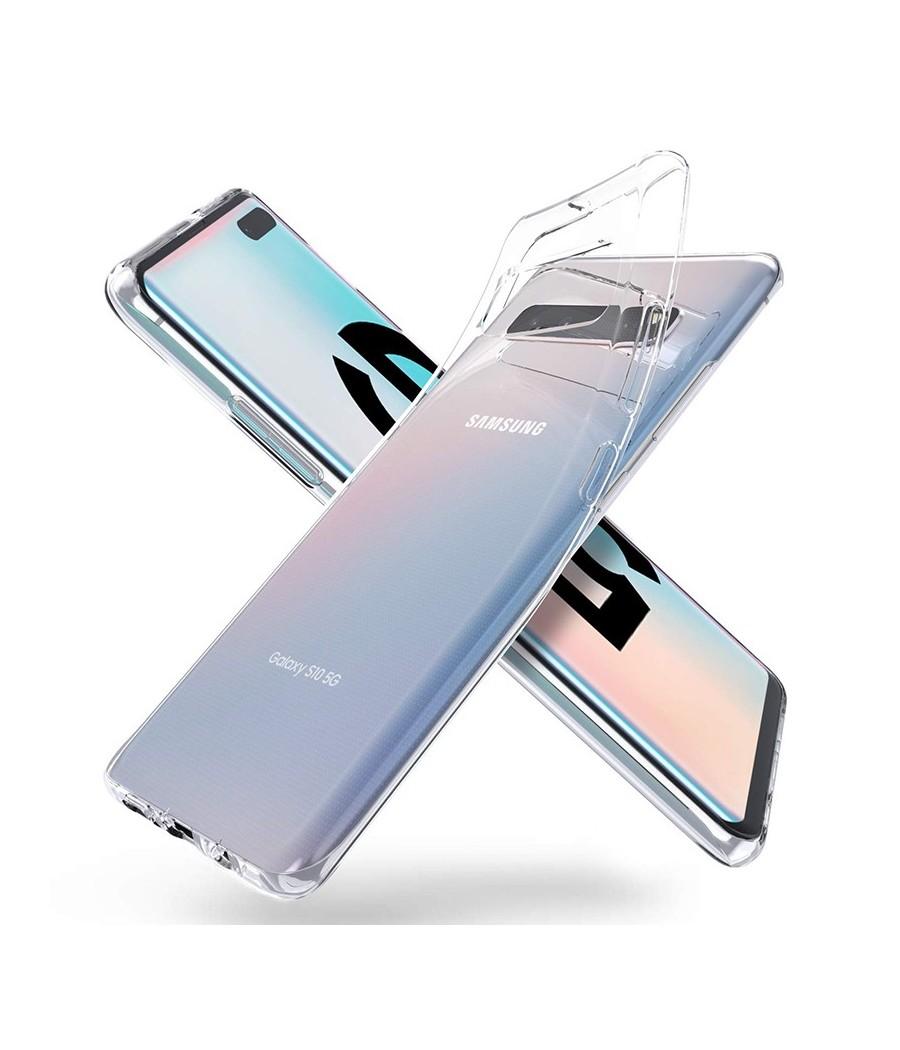 Capa silicone Samsung S10...