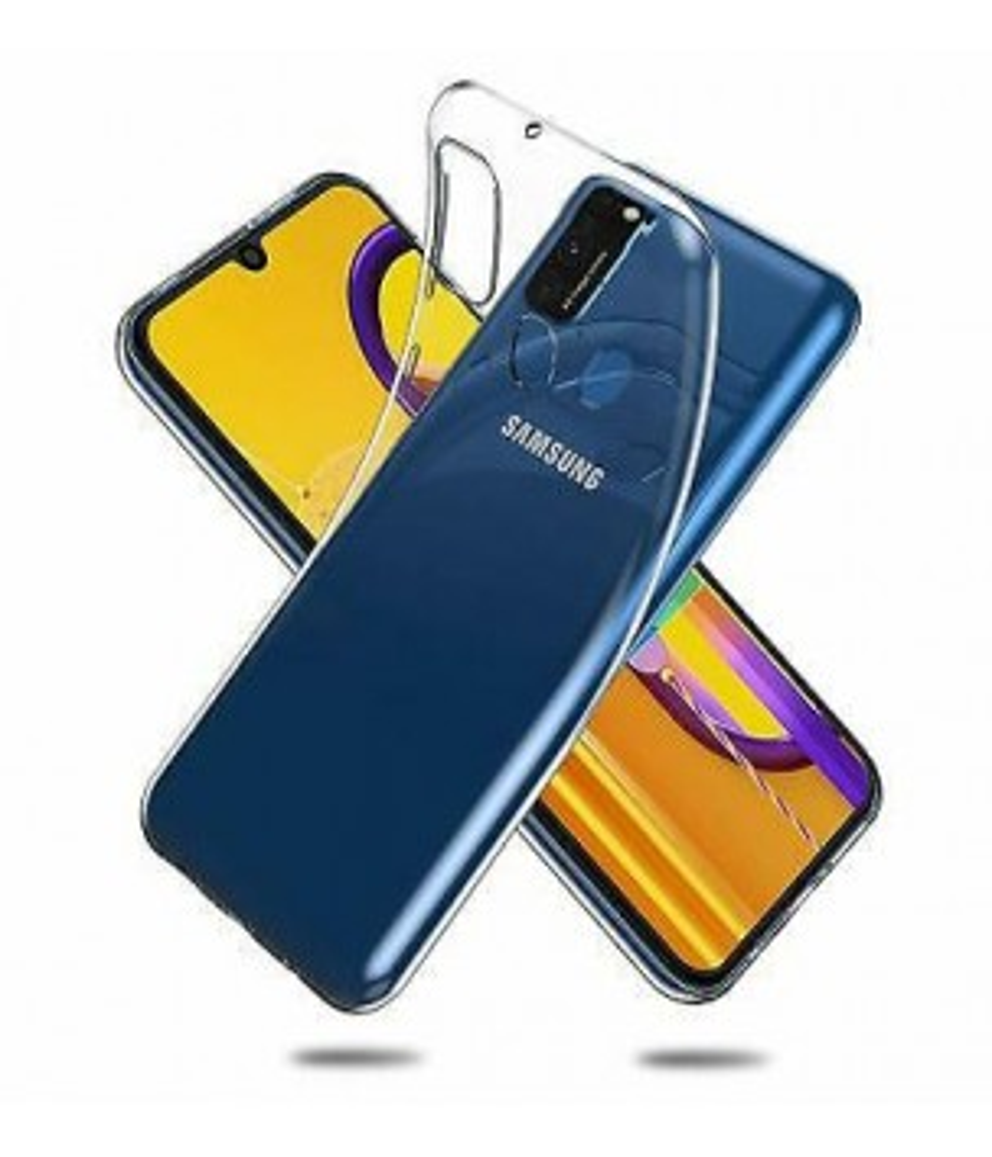 Capa Silicone Samsung M30s...