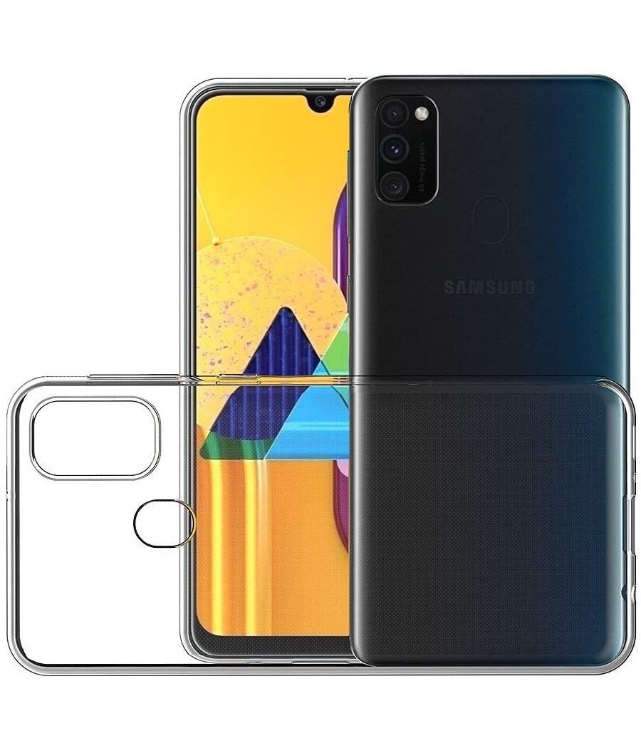 Capa Silicone Samsung M31...