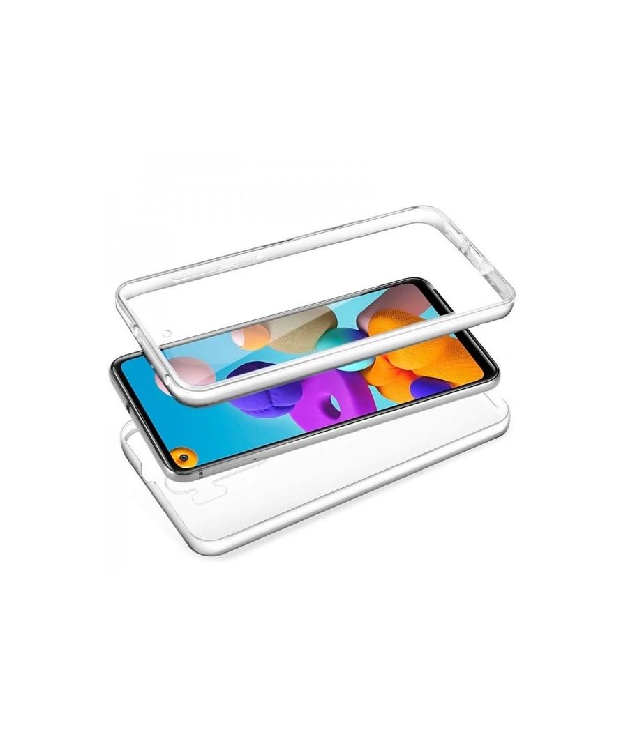 Capa Silicone 360º Samsung...