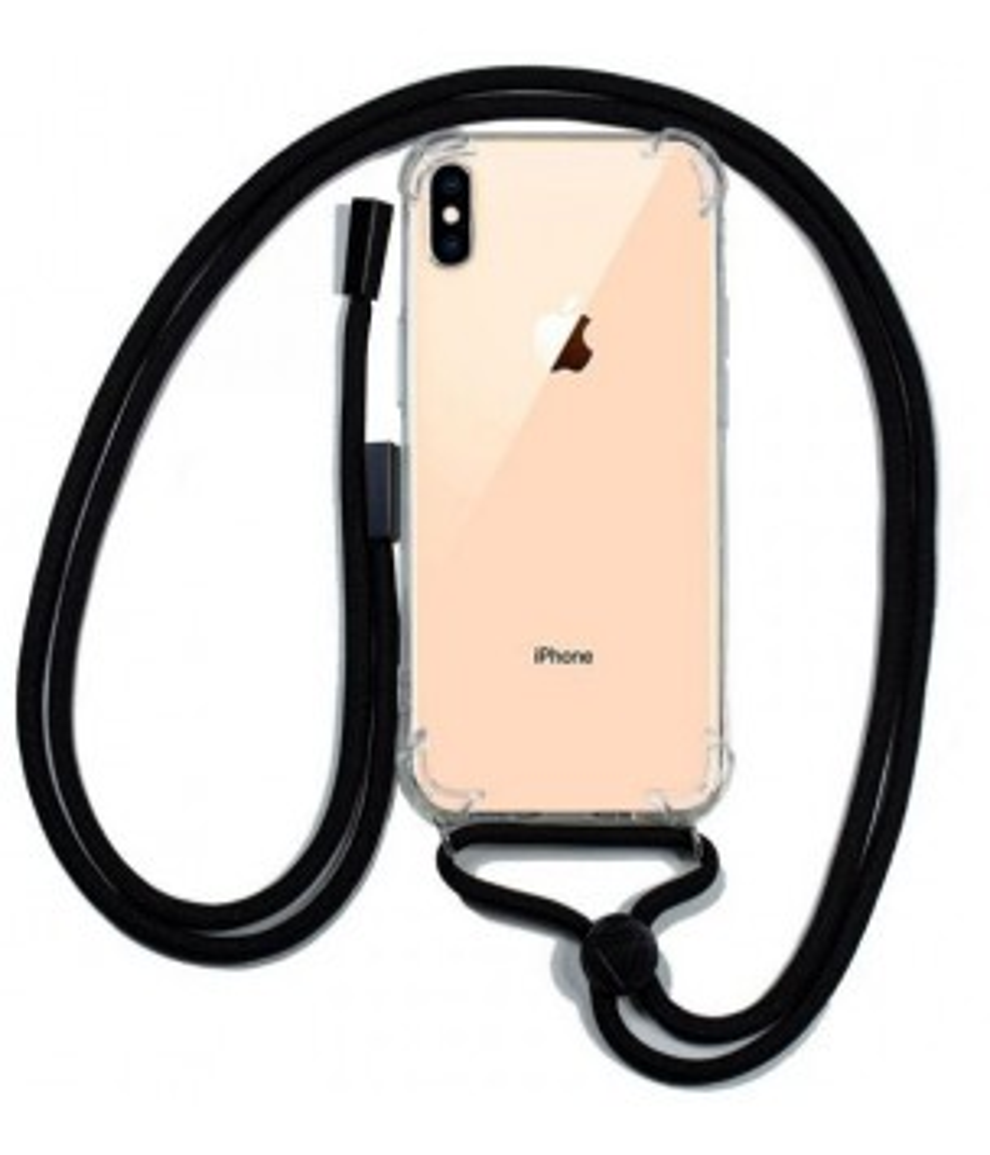 Capa Silicone iPhone Xs Max...