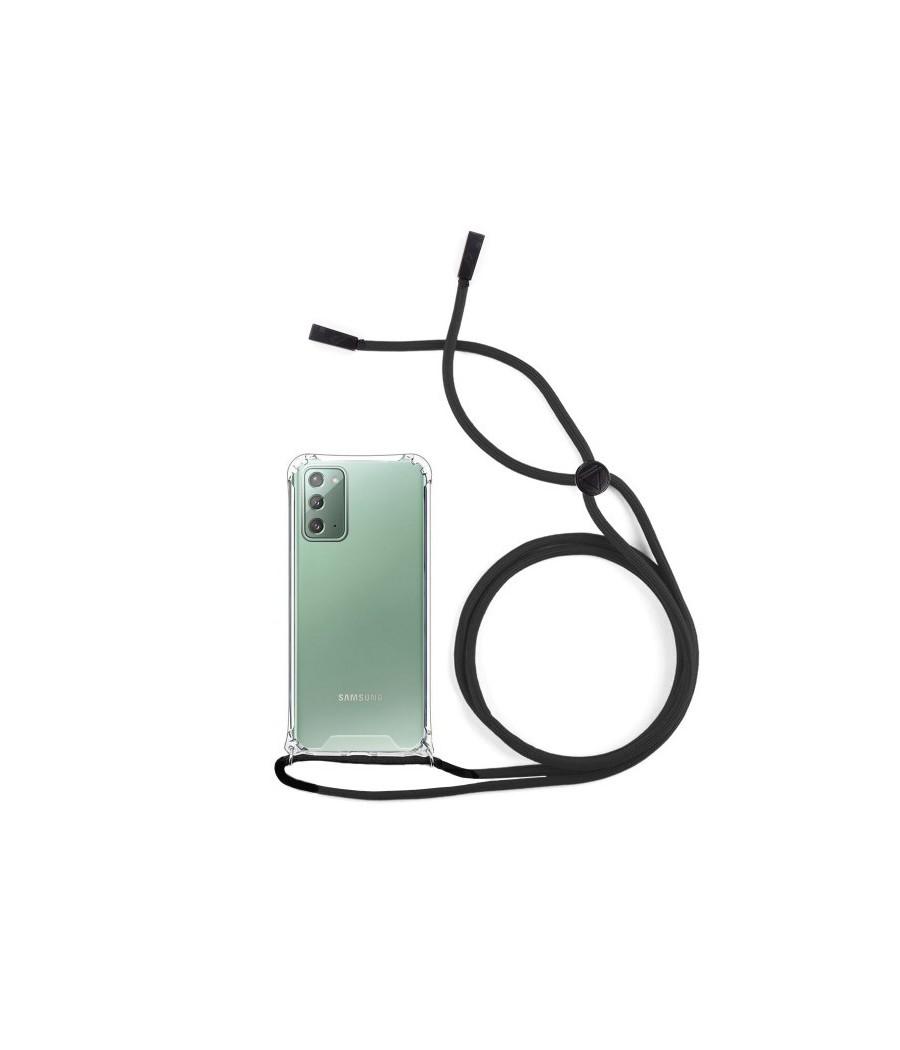 Capa silicone Samsung...
