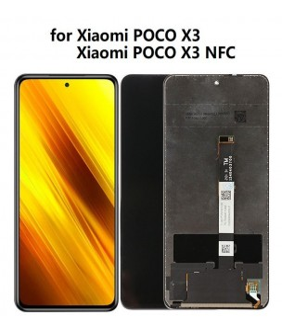 Display Xiaomi Pocophone X3...