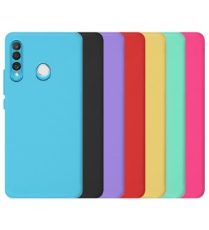 Capa silicone Silky 3D...