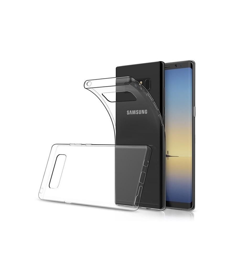Capa silicone Samsung Note...