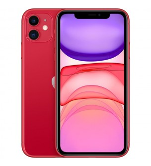 Apple iPhone 11 128GB Red...