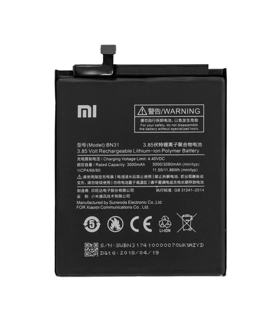 Bateria Xiaomi Redmi Note 5A