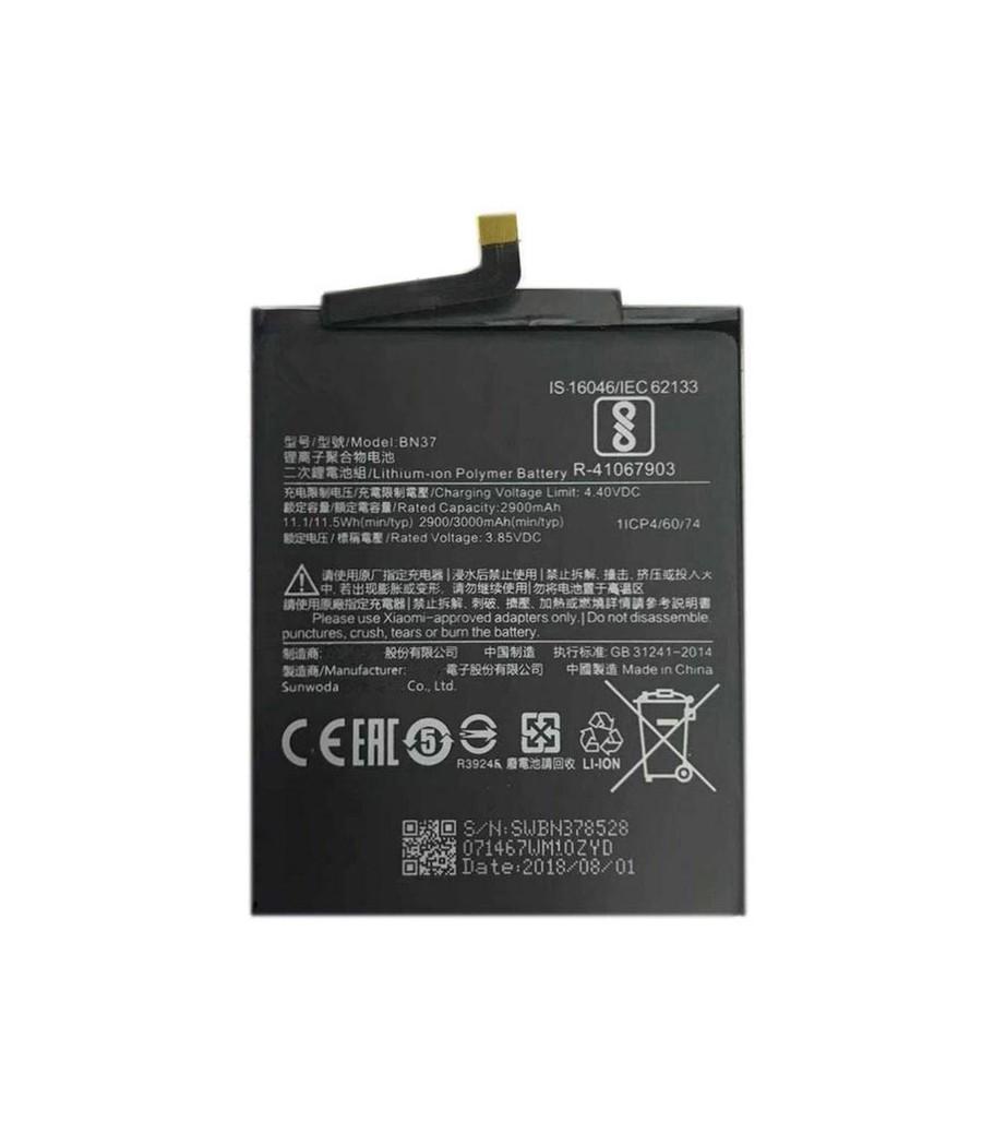 Bateria Xiaomi Redmi 6