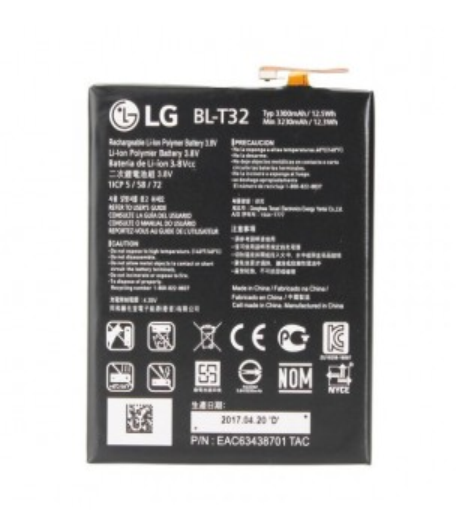 Bateria original LG G6